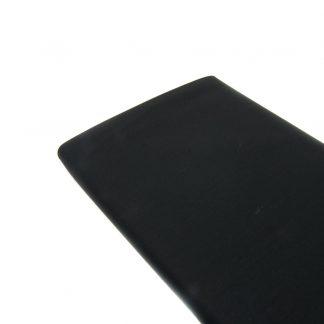 Tela de popelín 100% algodón en color liso negro