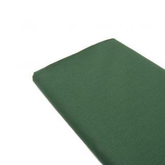 Tela de popelín 100% algodón en color liso kaki