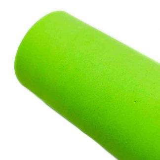 Tela de goma EVA verde pistacho