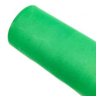 Tela de goma EVA verde césped