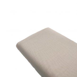 Tela de forro de algodón en color nude