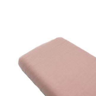 Tela de forro de algodón en color maquillaje