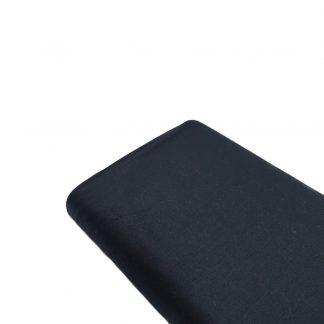 Tela de forro de algodón en color negro