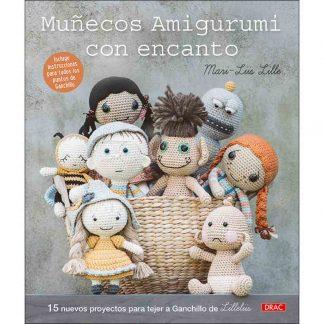 Libro muñecos amigurumi con encanto de Mari-Liis Lille
