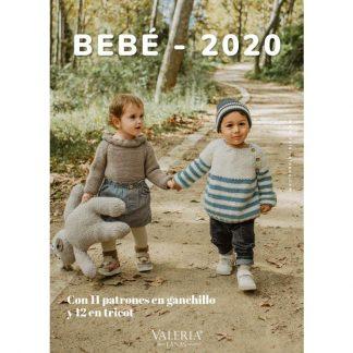 Revista Valeria Lanas Bebé 2020
