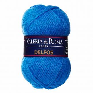 Ovillo para tejer modelo Delfos de la marca Valeria Lanas