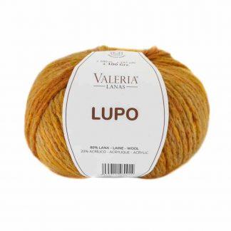 Ovillo de lana para tejer modelo Lupo de la marca Valeria Lanas