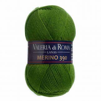 Lana de tejer modelo Merino 390 de la marca Valeria Lanas