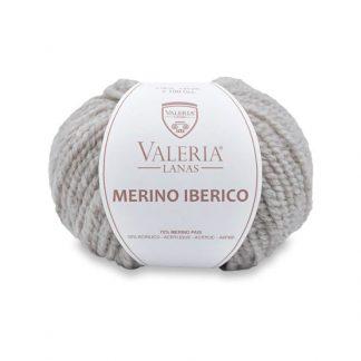 Lana para tejer Merino Ibérico de la marca Valeria Lanas