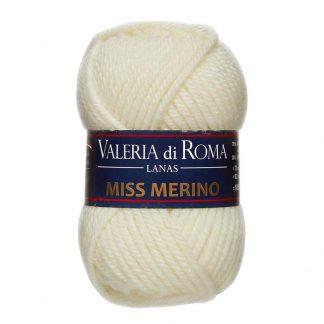 Lana de tejer modelo Miss Merino de la marca Valeria Lanas